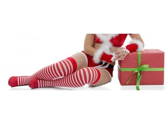 Anal Cones and Other Naughty Santa Christmas Goodies