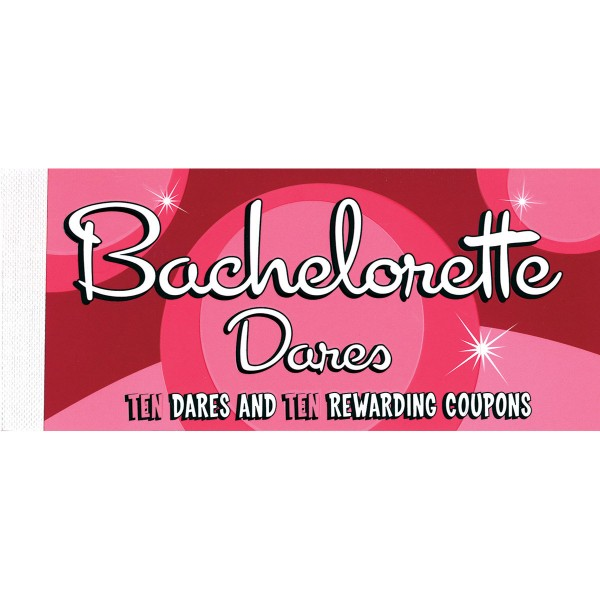 Bachelorette Dares Coupons