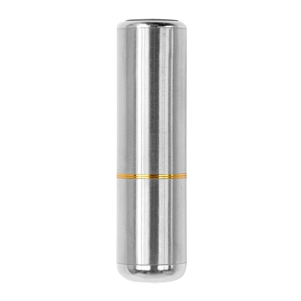 Crave Bullet - Silver with Gold Band