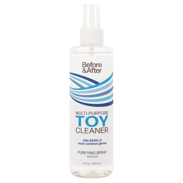Before & After Toy Cleaner 8oz