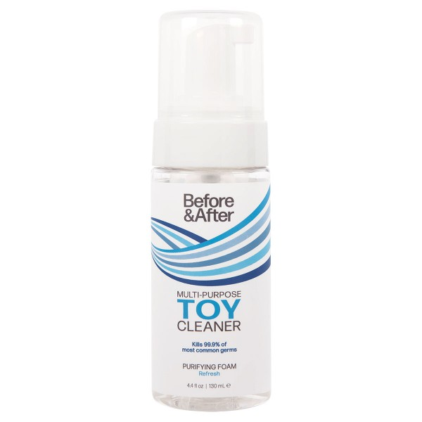 Before & After Toy Cleaner Foam  4.4oz