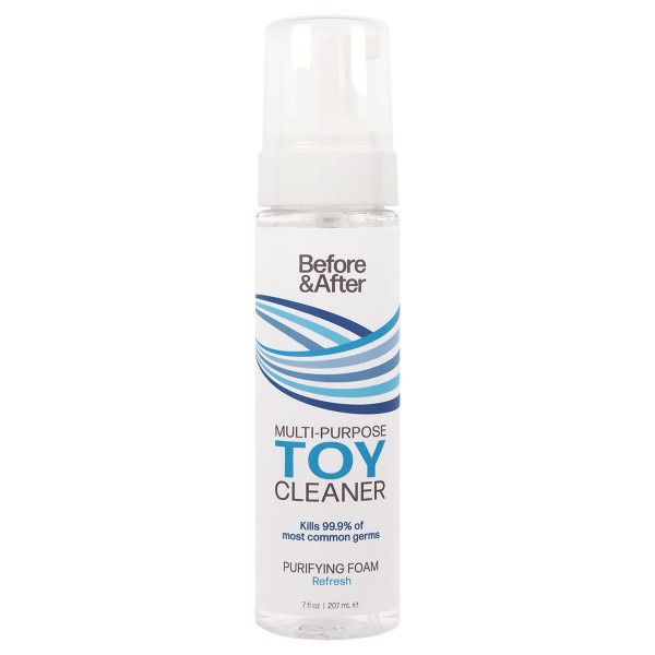 Before & After Toy Cleaner Foam  7oz