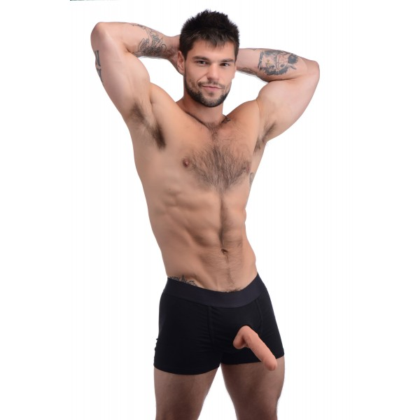 Boxer Style Packing Harness Briefs- MediumLarge