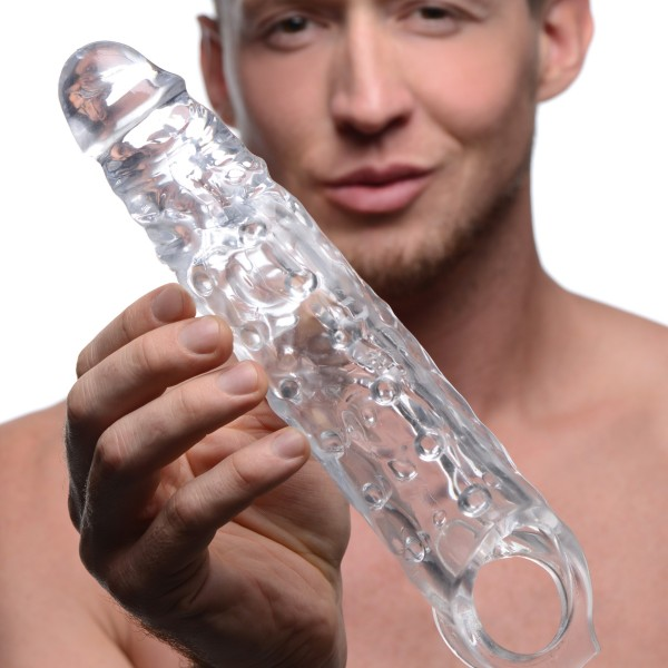 3 Inch Clear Extender Sleeve